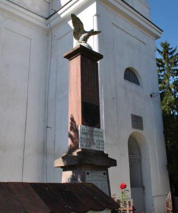 Világháborús emlékművek